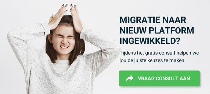 CTA - Consult - Migratie Magento