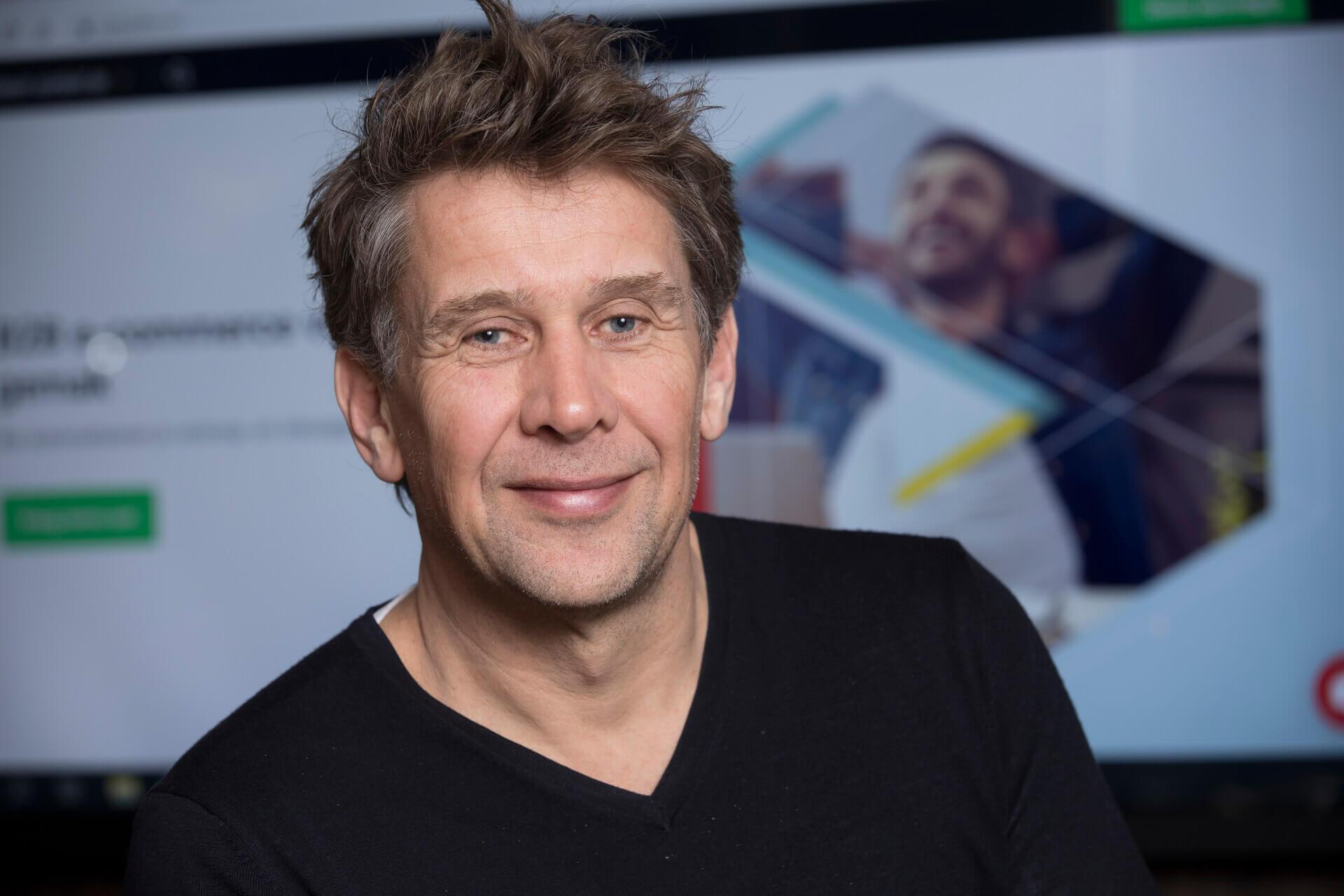Jans Graver, CEO Propellor